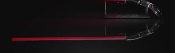 HASBRO/Force FX : Le sabre laser du Count Dooku pour 2020