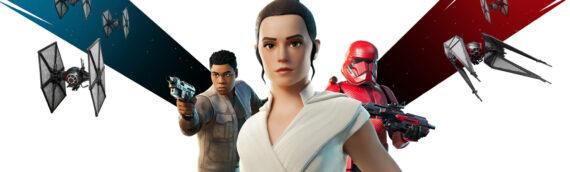 FORTNITE & Star Wars : Extraits de l'événement en lien avec la sortie de l'épisode IX