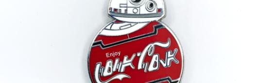 PINS – BB8 Coca-Cola / Sprite non officiel