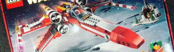 LEGO Star Wars Christmas X-Wing : Le cadeau offert aux employés du groupe LEGO en 2019