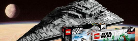 LEGO – Deux sets Collector offert pour l'achat du LEGO Star Wars 75252 Imperial Star Destroyer