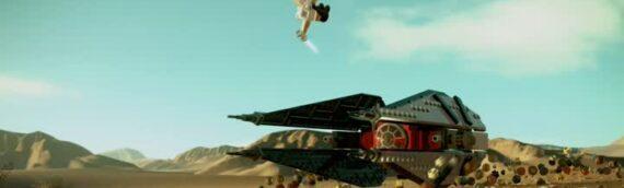LEGO Star Wars La Saga Skywalker s'offre un nouveau trailer