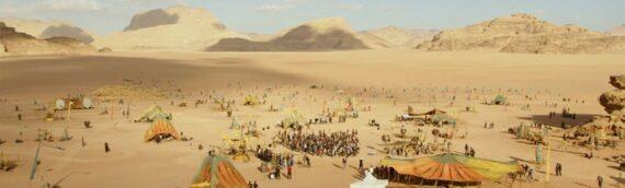 Star Wars L'ascension de Skywalker – Making of du tournage en Jordanie