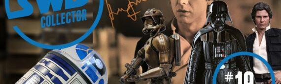 Star Wars en Direct – Collector #19 – L'histoire derrière vos Graals