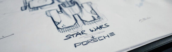 "Porsche x Star Wars: ""The Designer Alliance"""