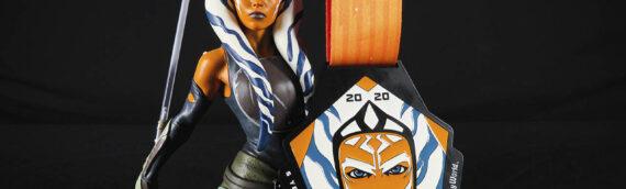 Star Wars Run Disney 2020 – Les médailles se dévoilent