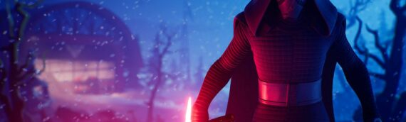 FORTNITE – 2 nouveaux skins Star Wars disponibles