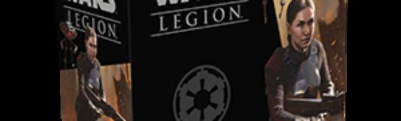 "Fantasy Flight Games / Legion : Nouvelle extension ""Iden Versio et ID10"""