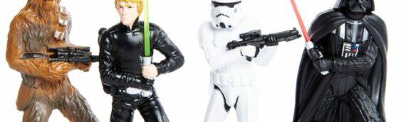 Hasbro : Nouvelles figurines 3,75 pouces sans aucun point d'articulation