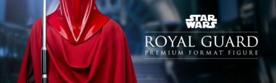 Sideshow Collectibles – Royal Guard Premium Format