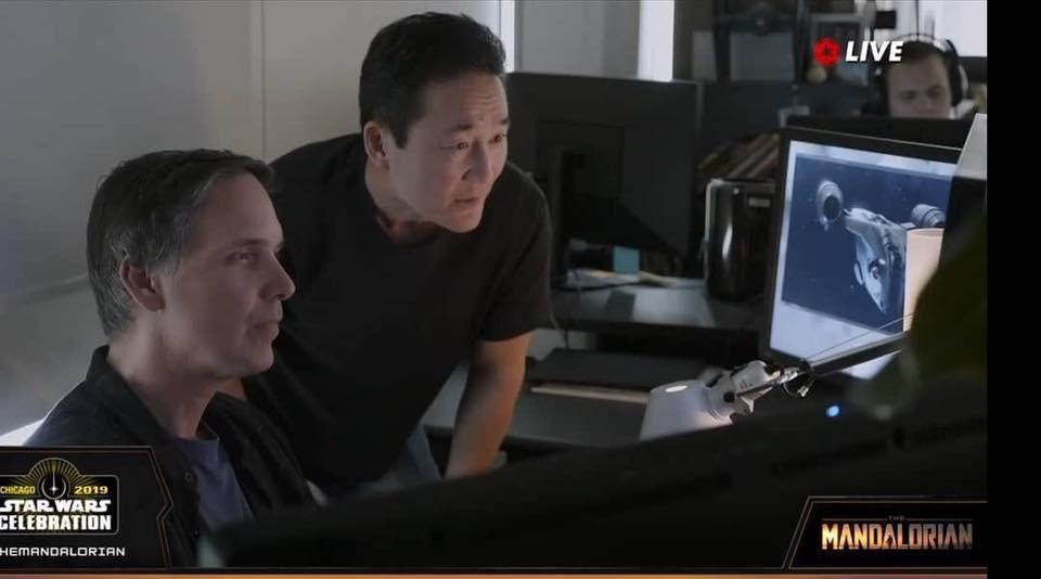 Doug Chiang en supervision
