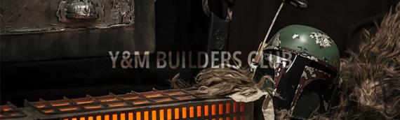 Y&M Props – Nouvelle version de Han Solo in Carbonite Life-Size