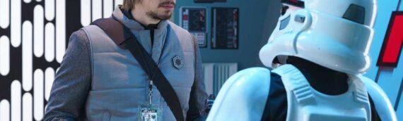 """Saturday Night Live – Adam Driver de retour dans une nouvelle parodie de """"Boss Undercover"""""""