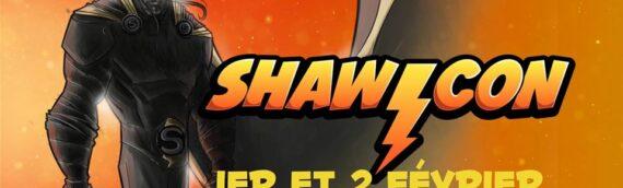 ShawiCon : Mike Quinn y sera !