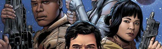 Panini Comics STAR WARS : L'ÈRE DE LA RÉSISTANCE – LES HÉROS