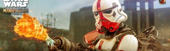 HOT TOYS – Incinerator Stormtrooper Sixth Scale Figure