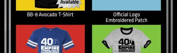 Star Wars Celebration Anaheim – Les premiers Tee-Shirts sont disponibles en préco