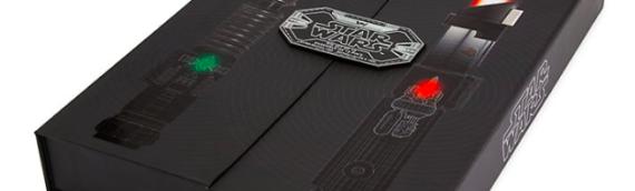 Disney Store – Coffret de Pins Star Wars Lightsabers