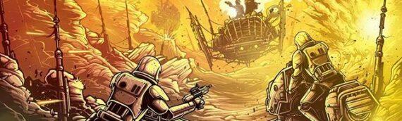 The Rise of Skywalker – Troisième affiche IMAX de Dan Mumford