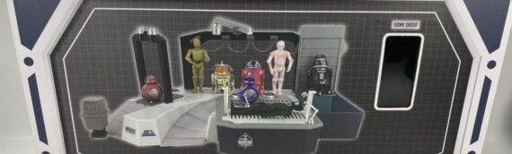 DROID DEPOT : Un set pour jouer à changer les couleurs de vos droïdes