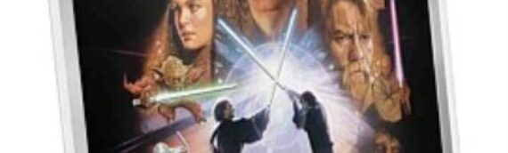 New Zealand Mint : Le poster de La Revanche des Sith