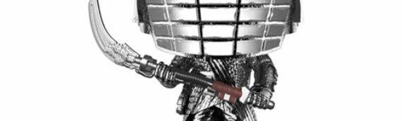 Funko Pop : Les 6 chevaliers de Ren en version Chrome Hematite disponibles