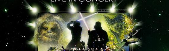 Ciné-concert : Le retour du Jedi au dôme de Marseille en 2021