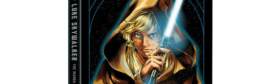 Star Wars – Les Légendes de Luke Skywalker en Manga