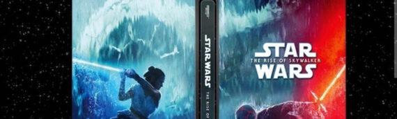 BEST BUY – Steelbook exclusif 4K Ultra HD Blu-ray : The Rise Of Skywalker