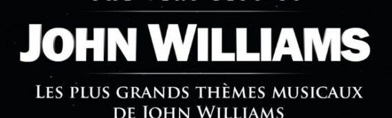25/09/2020 : Un concert des musiques de John Williams au Grand Rex