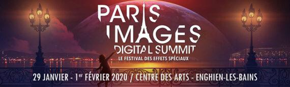 Paris Images Digital Submit 2020 – Le Festival des Effets spéciaux ouvre ses portes aujourd'hui avec Chris Edwards