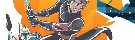 The Clone Wars – Battle Tales : Une série de comics par IDW