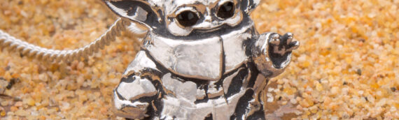 RockLove : Le collier Baby Yoda en précommande