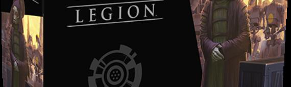 Fantasy Flight Games / Legion : Extension avec l'ajout d'objectif pour vos champs de bataille