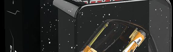 Fantasy Flight Games-Xwing : Le Fireball prêt à intégrer votre escadron