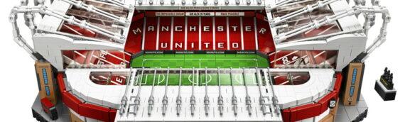 LEGO – 10272 Old Trafford Manchester United est disponible pour les membres VIP