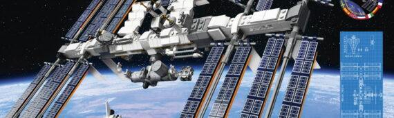 LEGO IDEAS – 21321 International Space Station