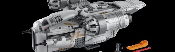 LEGO Star Wars: The Mandalorian – 75292  The Razor Crest