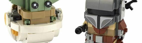 LEGO Star Wars BrickHeadz – 75317 The Mandalorian & The Child