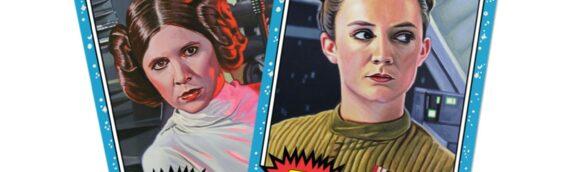 Topps – Star Wars Living set : La mère et la fille pour les deux nouvelles cartes de la semaine