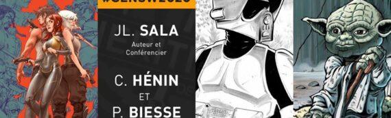 Générations Star Wars & Sci-Fi : Le retour d'artistes que nous connaissons bien