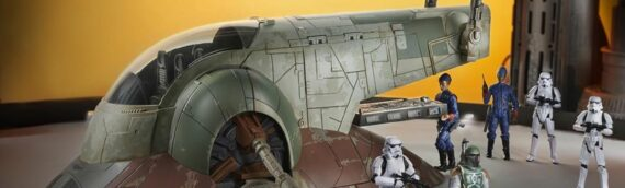 HASBRO – Slave One The Vintage Collection