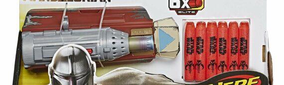 Hasbro/NERF : The Mandalorian – Le Gantelet lance-missile disponible