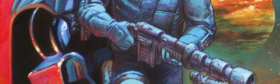 PANINI – Les couvertures Star Wars Comics de Mars et Avril