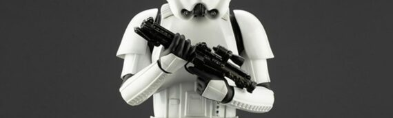 KOTOBUKIYA-ArtFX : Le Stromtrooper version ANH bientôt disponible