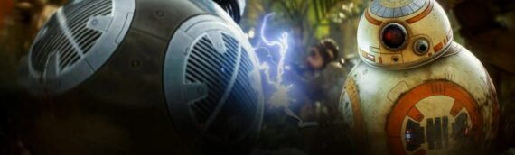 Battlefront 2 : BB8 et BB9-E disponibles avec la dernière mise à jour