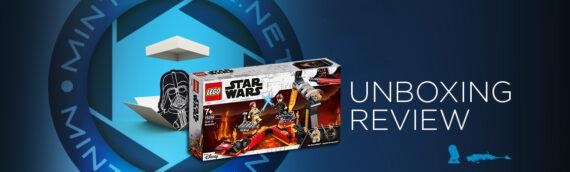 [Mintinbox opens the Box] LEGO Duel sur Mustafar 75269