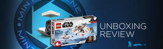 [Mintinbox opens the Box] LEGO Snowspeeder 75268