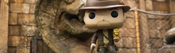 Funko POP – Exclusive Indiana Jones Super Sized