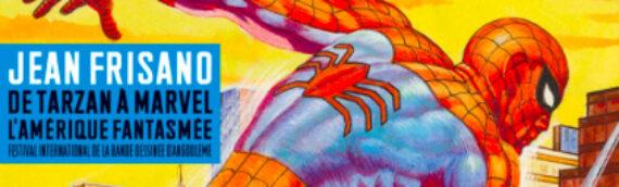 Coffret Jean Frisano : De Tarzan à Marvel, l'Amérique fantasmée